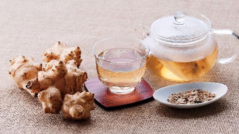 菊芋のお茶