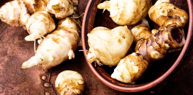 副作用 菊芋